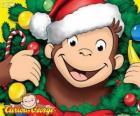 Curious George en Navidad