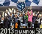 Sporting Kansas City, campeón de la MLS 2013
