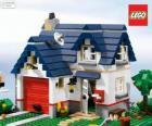 Una casa de Lego