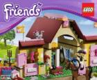 El Establo de Heartlake City, Lego Friends