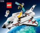 Transbordador espacial de Lego City
