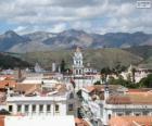 Ciudad histórica de Sucre, Bolivia
