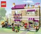La casa de Olivia, Lego Friends