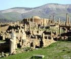 Djémila, yacimiento arqueológico romano, Argelia