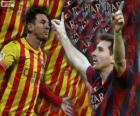 Leo Messi, máximo goleador de la historia del FC Barcelona