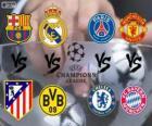 Liga de Campeones - UEFA Champions League Cuartos de final 2013-14