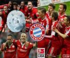 Bayern Múnich campeón 13-14