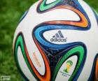 Adidas Brazuca, el balón oficial del Mundial Brasil 2014