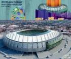Estadio Castelão (60.000), Fortaleza