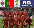 Selección de Portugal, Grupo G, Brasil 2014
