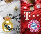 Liga de Campeones - UEFA Champions League semifinal 2013-14, Real Madrid - Bayern