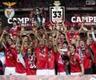 Benfica, campeón 2013-2014