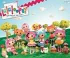Lalaloopsy, las muñecas de trapo