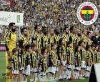 Fenerbahçe, campeón Super Lig 2013-2014, liga de fútbol de Turquía