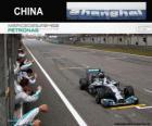 Lewis Hamilton, campeón del Gran Premio de la China 2014