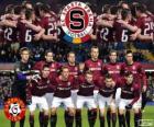 Sparta de Praga, campéon de la liga checa de fútbol, Gambrinus Liga 2013-2014