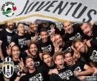Juventus campeón 2013-20014