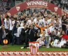 Sevilla FC, campeón UEFA Europa League 2013-2014