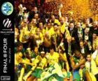 Maccabi Electra Tel Aviv, campeón Euroliga de Baloncesto 2014