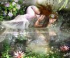 Hada Ondina, son ninfas acuáticas de espectacular belleza