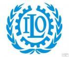 Logo OIT, Organización Internacional del Trabajo