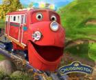 Wilson, la locomotora protagonista de Chuggington