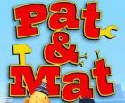 Logo de Pat y Mat