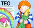 Teo y los colores