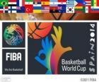Campeonato Mundial de Baloncesto de 2014. Campeonato FIBA organizado por España