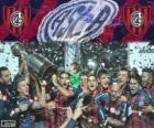 San Lorenzo de Almagro, campeón de la Copa Libertadores 2014