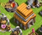 Ayuntamiento 5, Clash of Clans
