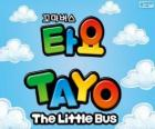 Logo de TAYO The Little Bus