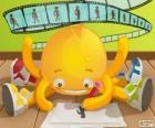 Pypus dibuja una animación