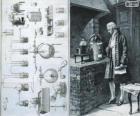 Antoine Lavoisier (1743 - 1794), químico francés, considerado el creador de la química moderna