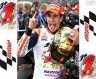 Marc Márquez, Campeón del Mundo 2014 MotoGP
