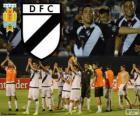Danubio FC, campeón de la primera división de fútbol de Uruguay 2013-2014