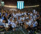 Racing Club de Avellaneda, campeón del Torneo de Transición 2014 de Argentina
