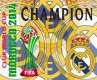 Real Madrid CF, Campeón Mundial de Clubes FIFA 2014