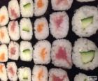 Makis, variante del sushi