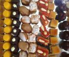 Pastelitos minis variados dulces