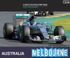 Rosberg G.P Australia 2015
