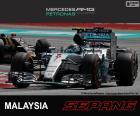Rosberg G.P. Malasia 2015