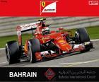 Raikkonen G.P. Bahréin 2015