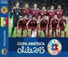 Selección de Venezuela, Grupo C de la Copa América Chile 2015