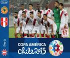 Perú Copa América 2015