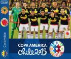 Colombia Copa América 2015