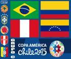 Grupo C, Copa América 2015