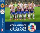 Paraguay Copa América 2015