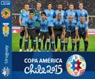 Uruguay Copa América 2015
