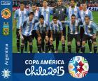 Argentina Copa América 2015